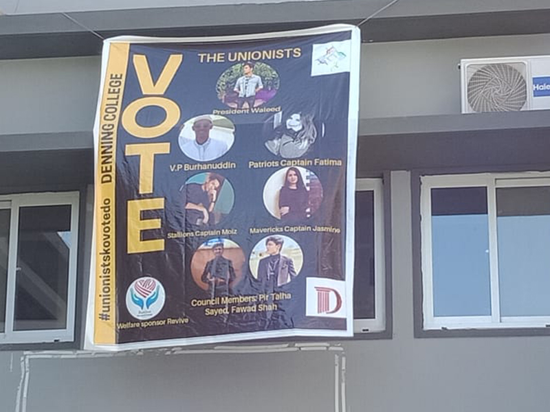 DIF Students Elections 6