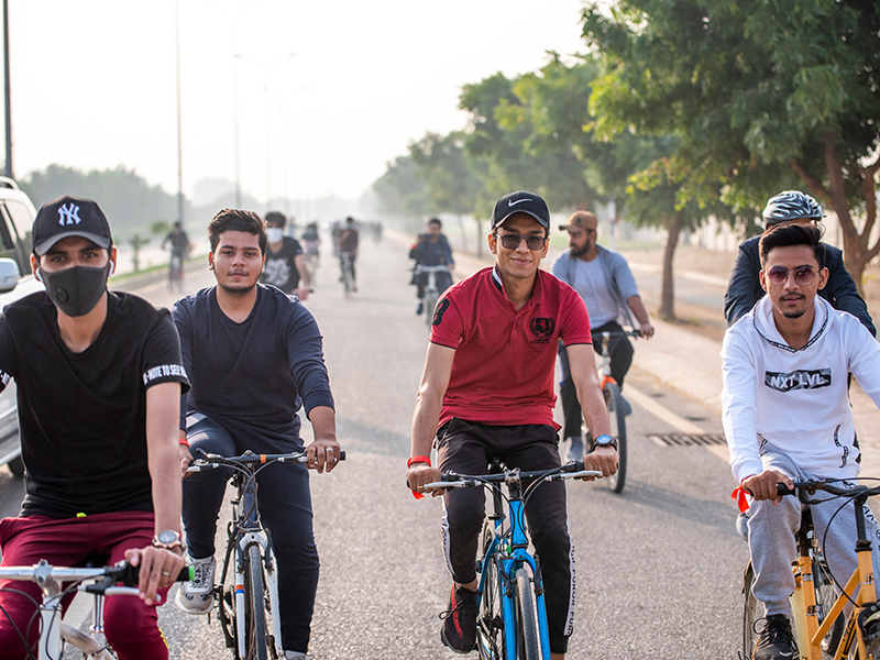 Denning Cycling Club 1