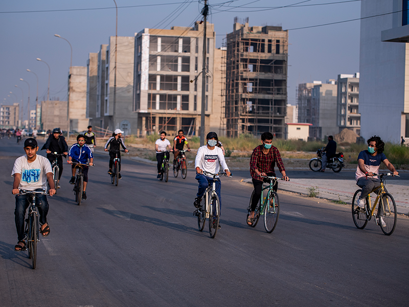 Denning Cycling Club 2