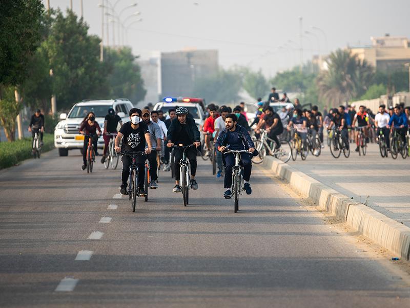 Denning Cycling Club 3