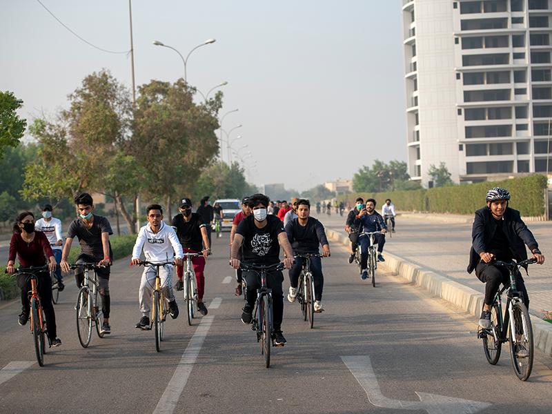 Denning Cycling Club 4