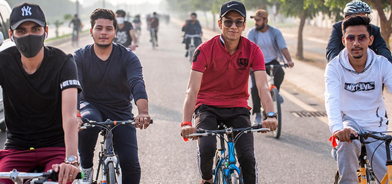 denning cycling club